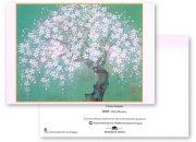 桜春図 -Cherry Blossoms(二つ折り)