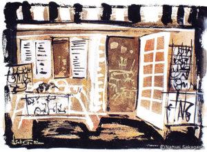 「喫茶店」