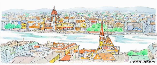 『ハンガリー』
