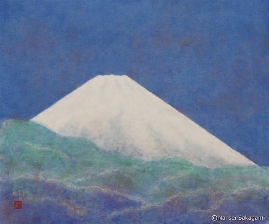 「白雪富士」